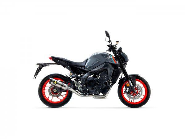 Arrow Thunder Auspuff Yamaha MT-09 ab 2021