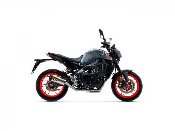 Arrow Works Auspuff Yamaha MT-09 ab 2021